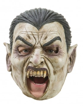 MASK CHINLESS DRACULA
