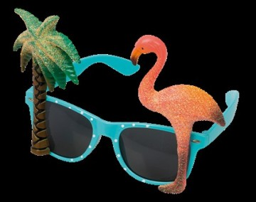 GLASSES TROPICAL